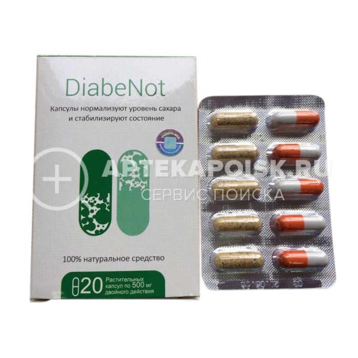 Diabenot купить в аптеке
