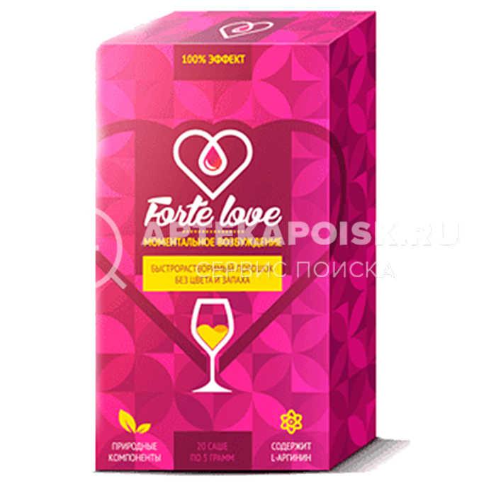 Forte Love в аптеке в Коврове