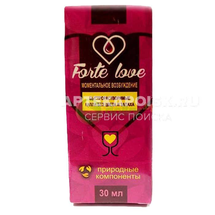 Forte Love в Коврове