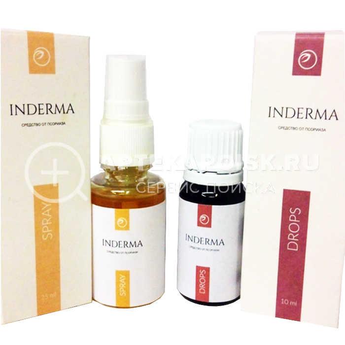 Inderma в аптеке