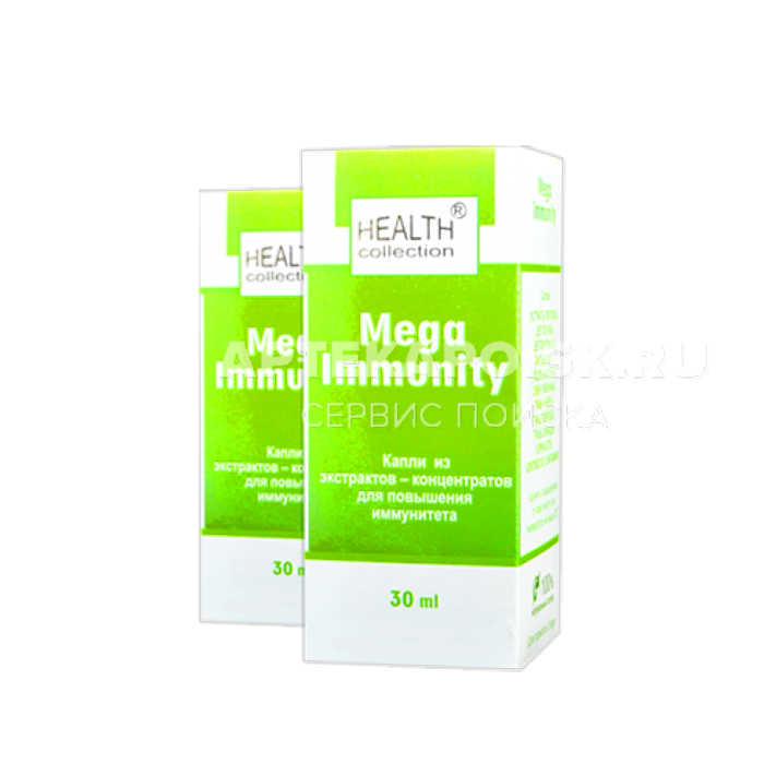 Mega Immunity в аптеке