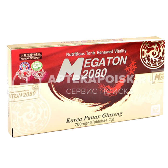 Мегатон 2080