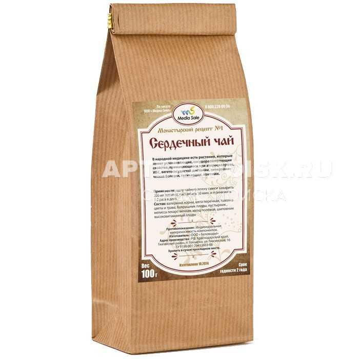Монастырский чай от остеохондроза в Абакане