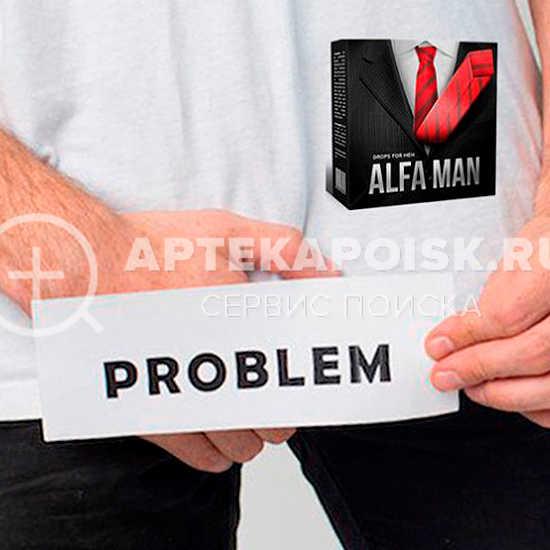 Alfa Man в Коврове