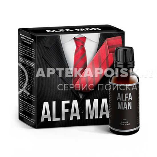 Alfa Man в Вологде