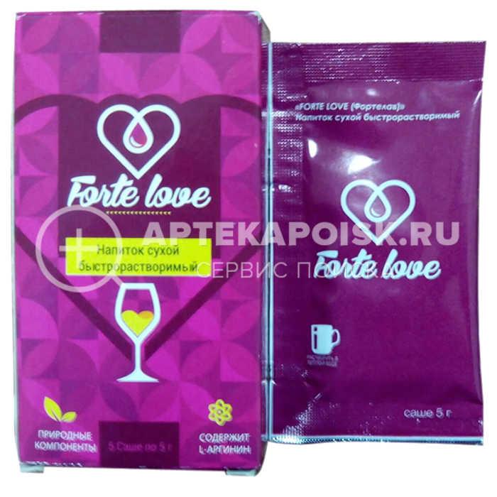 Forte Love купить в аптеке в Хасавюрте