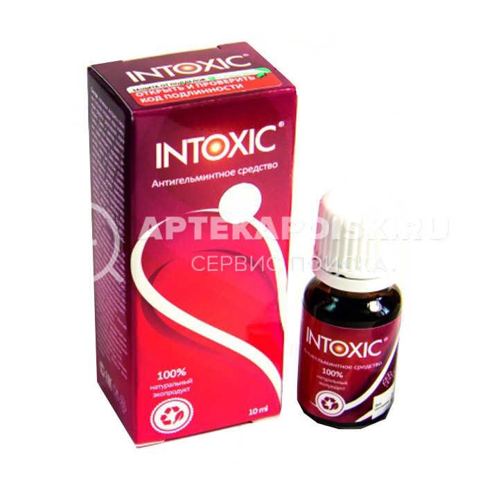 Intoxic в аптеке