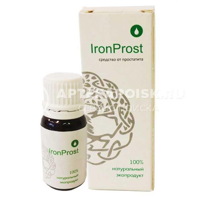 IronProst в аптеке