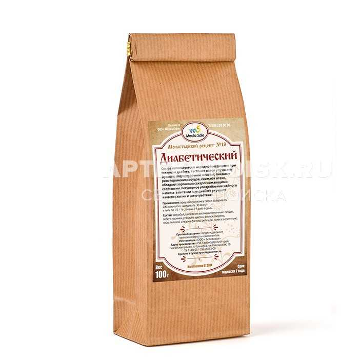 Монастырский чай сердечный купить в аптеке
