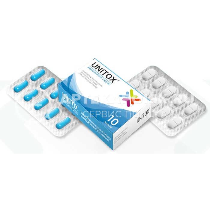 Unitox в аптеке в Мытищах